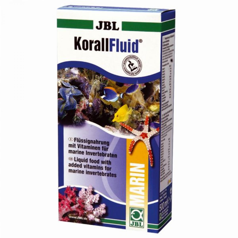 JBL KorallFluid Жидкий планктон 500 ml.