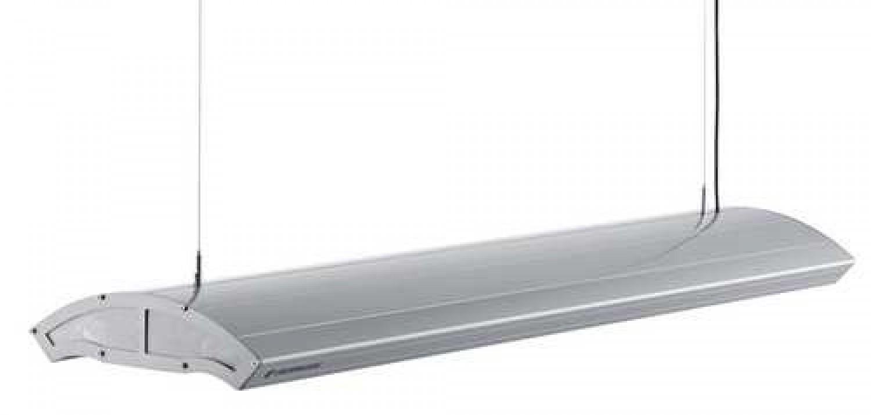 Светильник Infiniti HQ/T5 2*150W+4*54W серебро