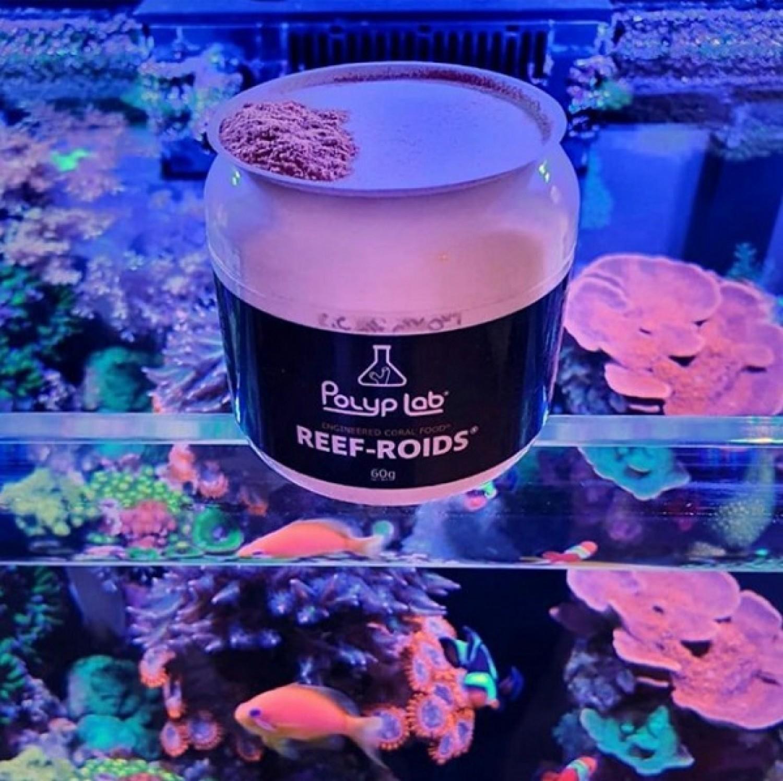 Корм для кораллов Polyp Lab Reef-Roids 60ml