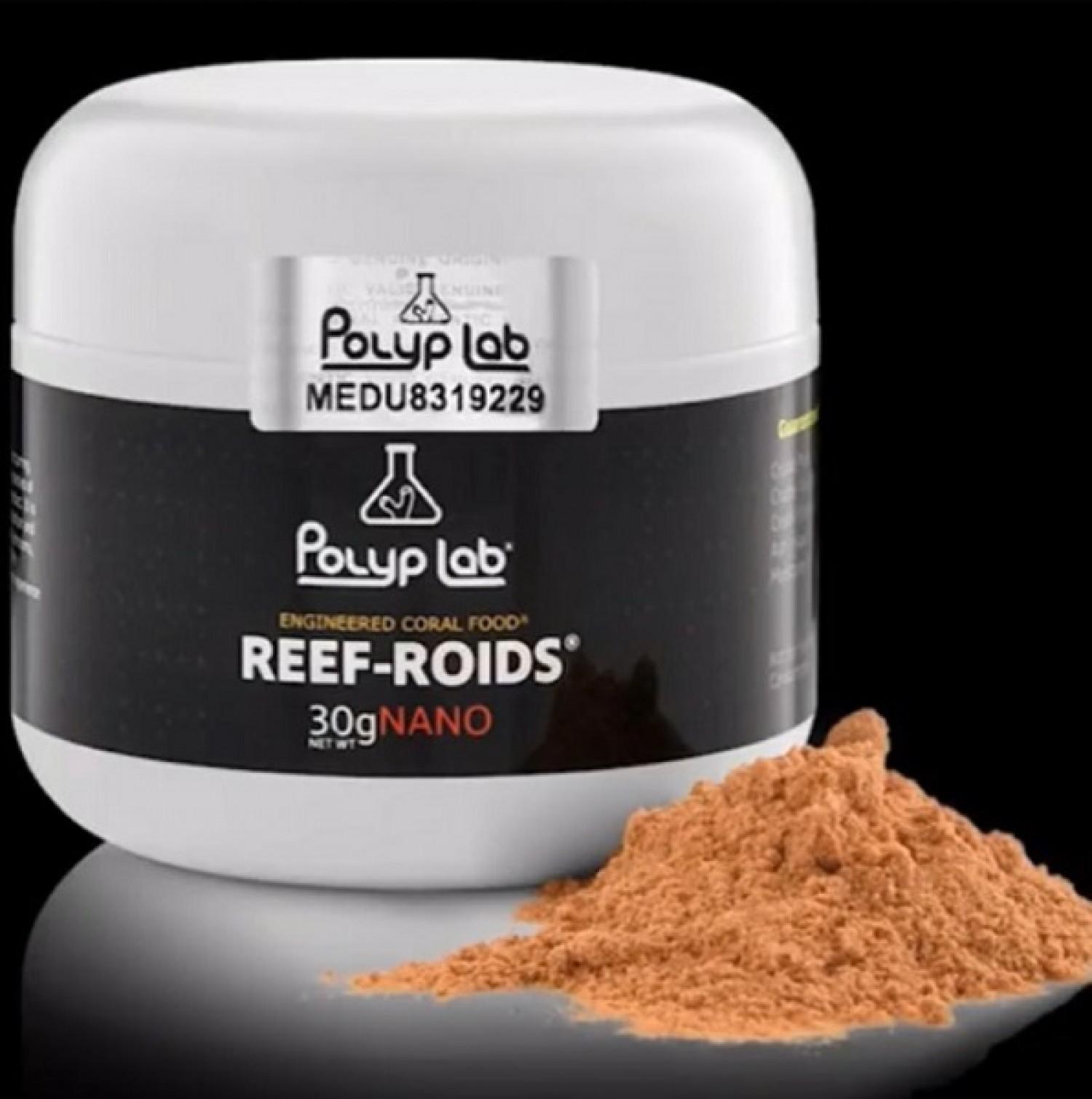Корм для кораллов Polyp Lab Reef-Roids 30ml
