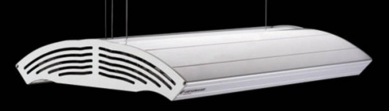 Светильник SPECTRA 2*400W+4*54W черный
