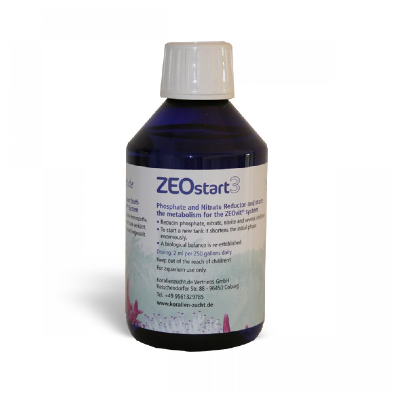 KorallenZucht ZEOStart3 250 ml
